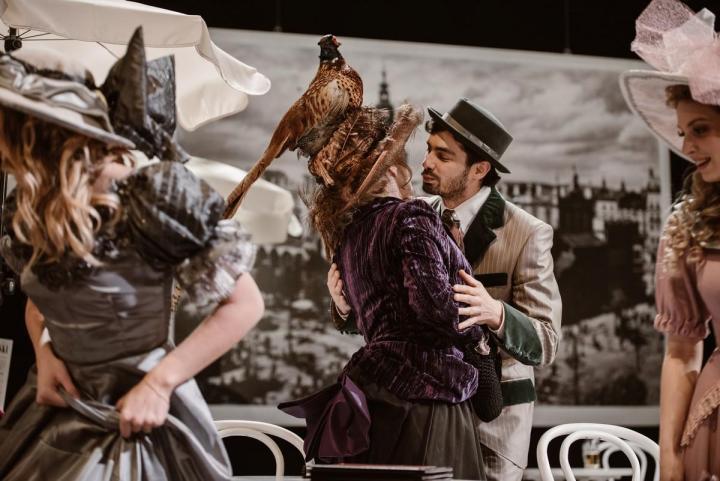 Pensjonat Pana Bielańskiego (spektakl)