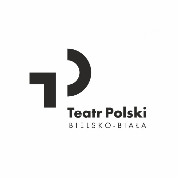 Logo Teatru Polskiego