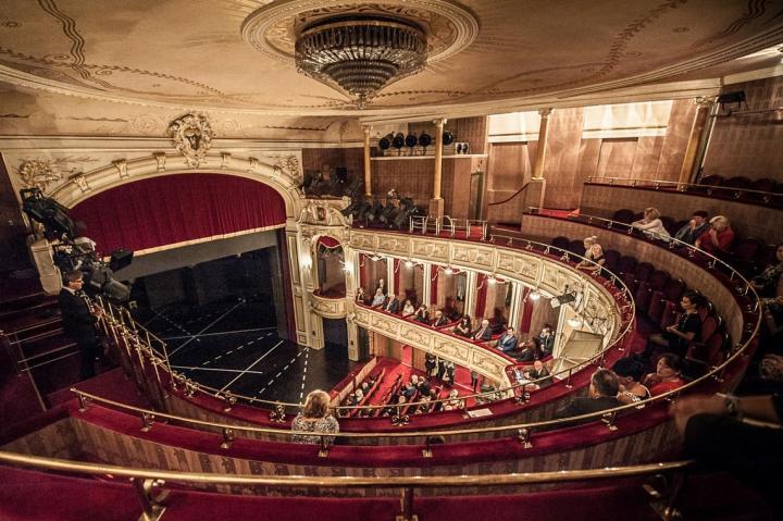 Orędzie na Międzynarodowy Dzień Teatru